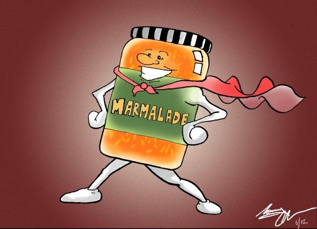 marmalade copy