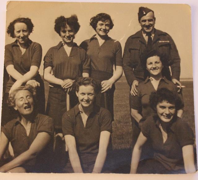 RAF Hockey Team